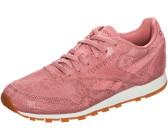 84dcd2505fe56 Reebok Classic Leather Clean Exotics W sandy rose chalk gum