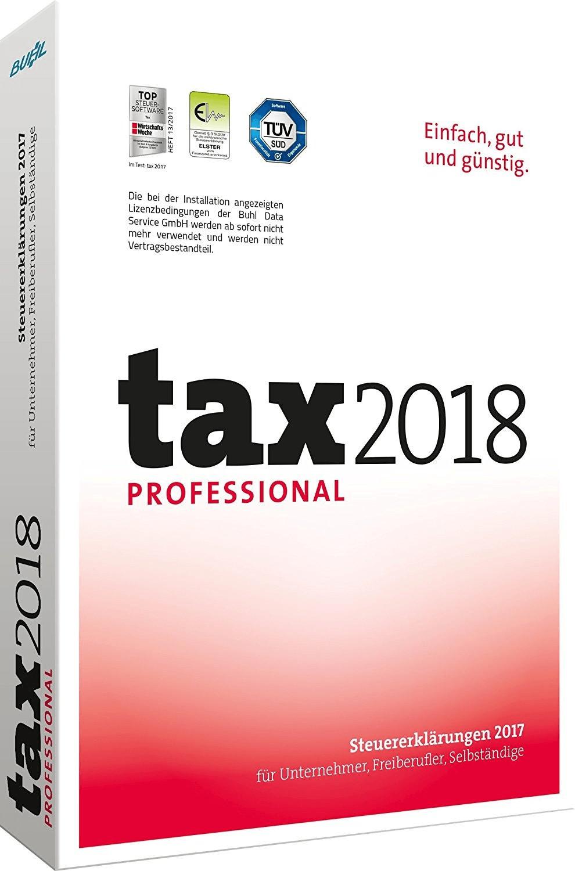 Buhl Tax 2018 Professional (Box)