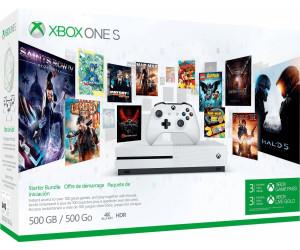 Microsoft Xbox One S 500gb Starterangebot 3 Monate Xbox