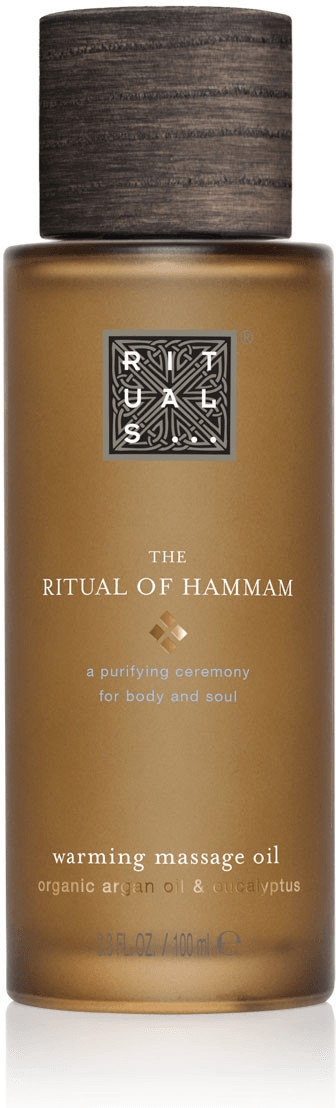 Rituals The Ritual of Hammam Warming Massage Oi...