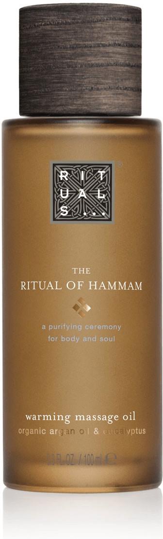 Rituals The Ritual of Hammam Warming Massage Oi...