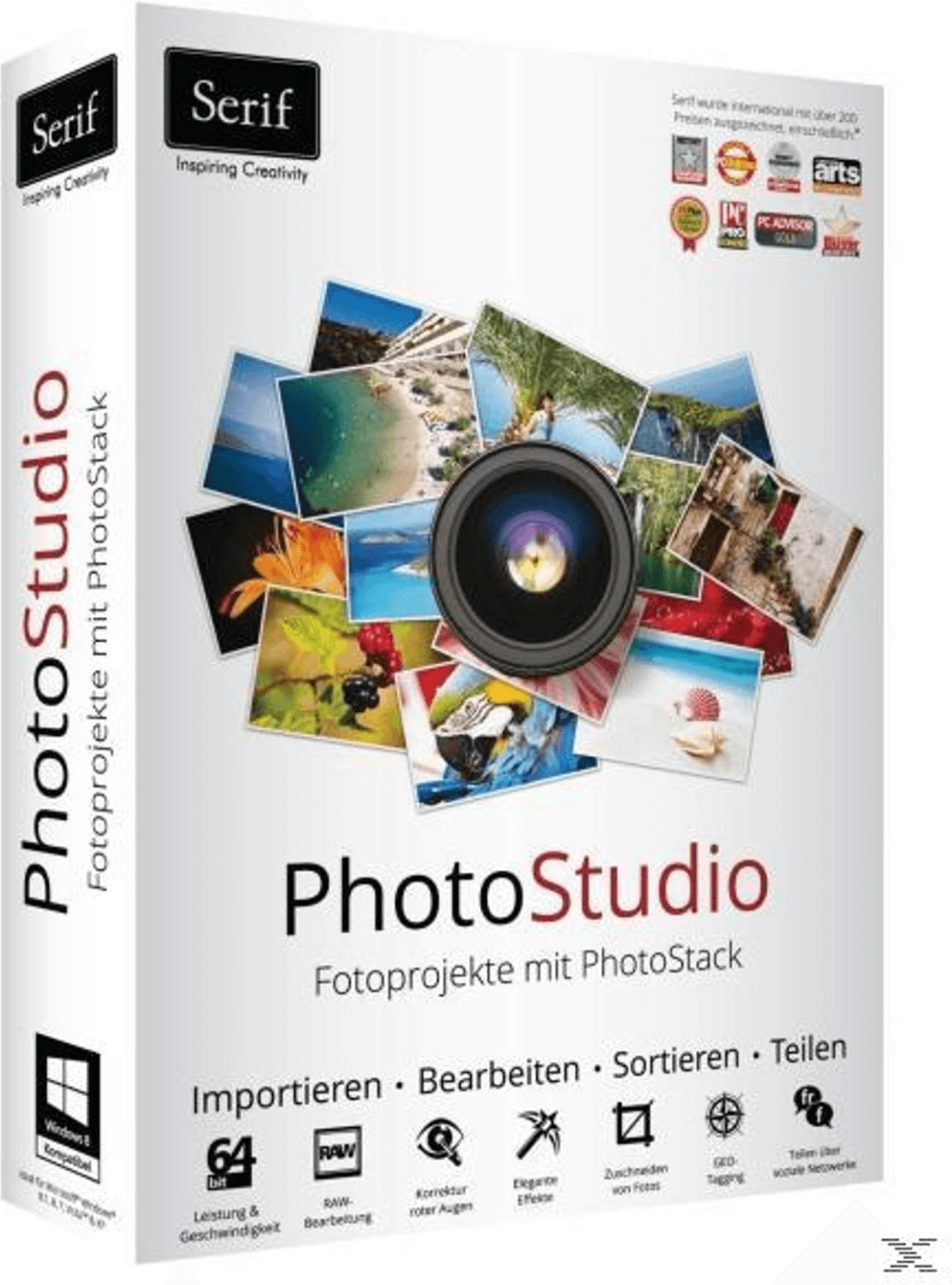 Serif PhotoStudio