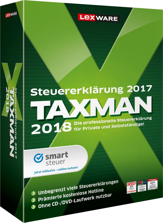 Image of Lexware TAXMAN 2018
