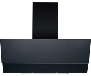 kopffreihaube 90 cm schwarzglas. Black Bedroom Furniture Sets. Home Design Ideas