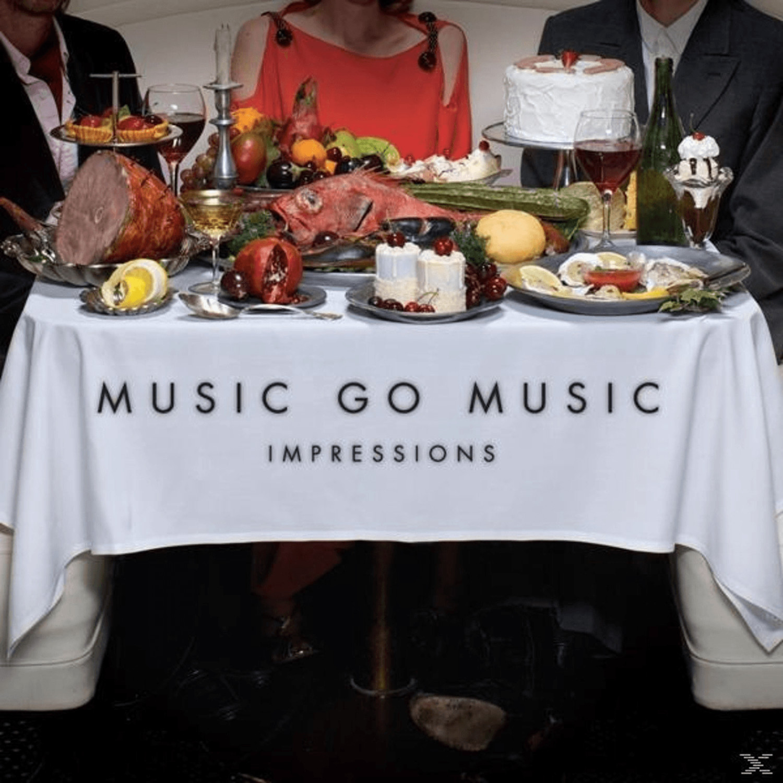 Music Go Music - Impressions - (Vinyl)