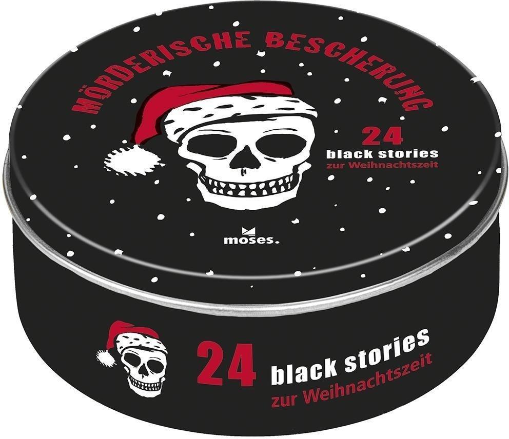 Moses Black Stories - Mörderische Bescherung (1...