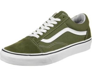 vans old school green