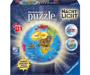 wie NEU !!! 3D Puzzle+Nachtlich Minions !! Ravensburger