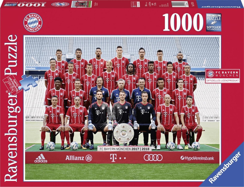 Ravensburger FC Bayern Saison 2017/18