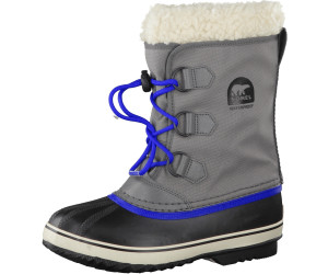 39d0b0045fe Buy Sorel Youth Yoot Pac Nylon city grey from £42.95 – Best Deals on ...