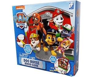 Image of Cardinal Paw Patrol - Dog House Bingo