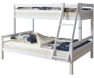 Etagenbett Weiss : Etagenbett heaven kinder stockbett mit treppe und bettkasten