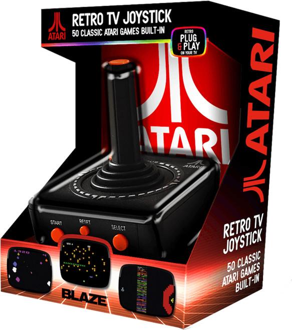 Image of Blaze Atari Retro TV Joystick