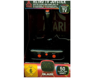 Blaze Atari Retro TV Joystick