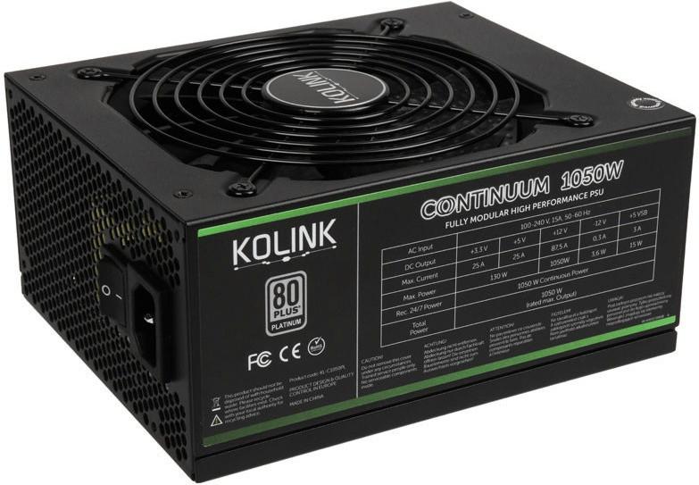 Image of Kolink Continuum Platinum 1050W