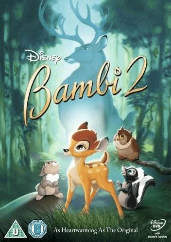 Image of Bambi 2 [DVD]