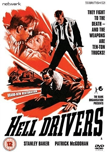Image of Hell Drivers [DVD]