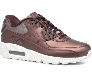 Buy Nike Wmns Air Max 90 Premium metallic mahoganysummit