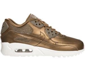 Nike Air Max 90 Premium Wmns metallic fieldsummit white