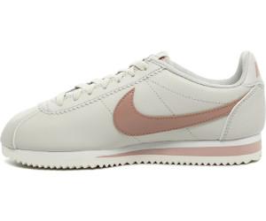 Nike Wmns Classic Cortez Leather light bonesummit white