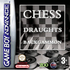 Compilation Chess Draughts (GBA)