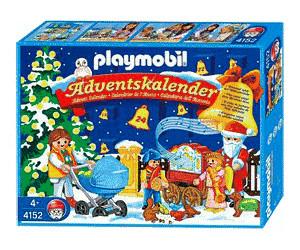 Playmobil Weihnachten.Playmobil Adventskalender Weihnachten Im Park 4152 Ab 34