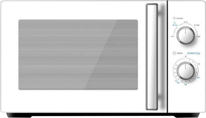Silva Homeline MW-G 20.5 weiß