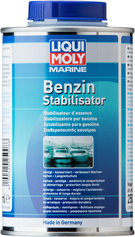 LIQUI MOLY Marine Benzin-Stabilisator