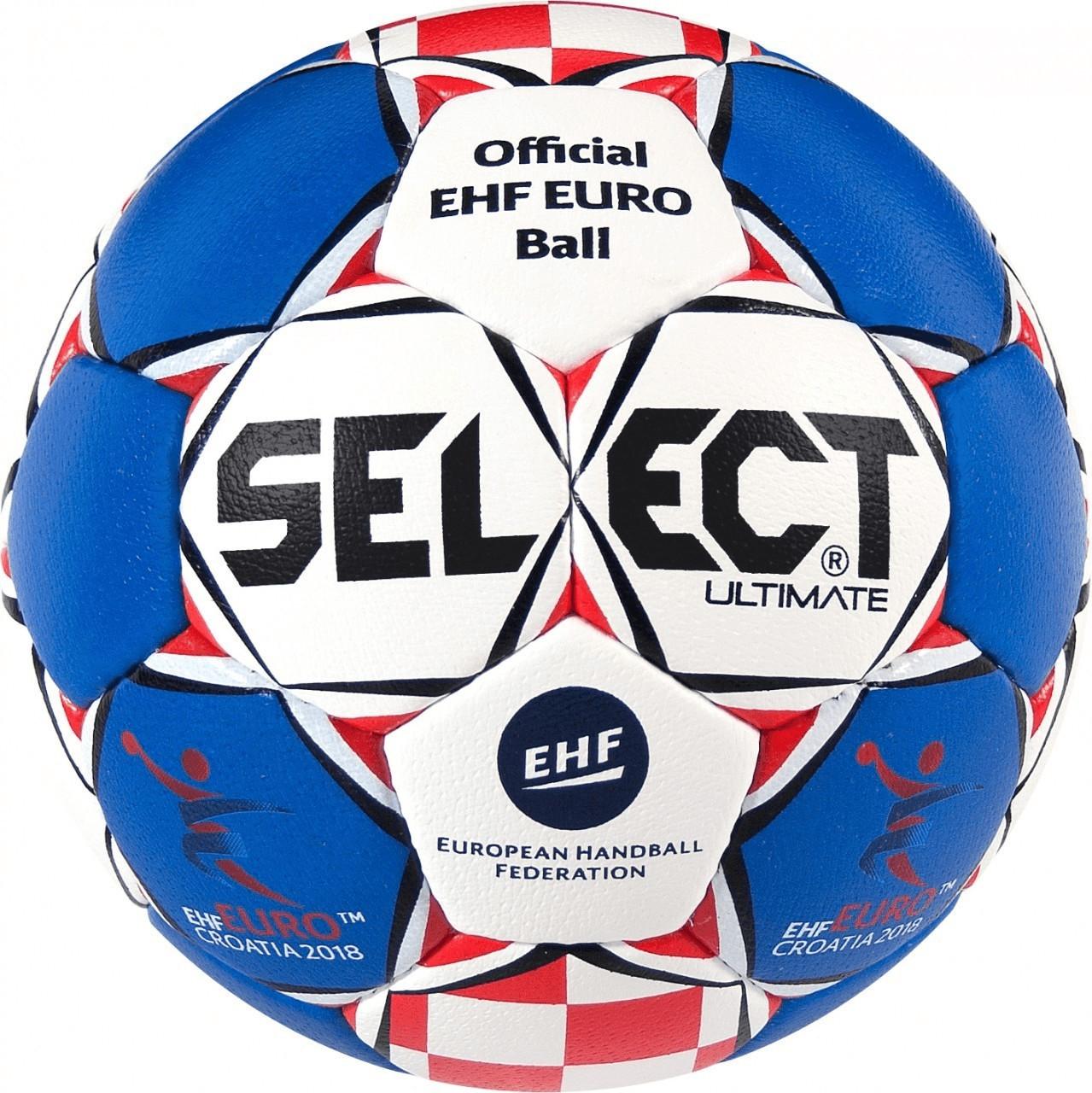 SELECT Handball EM Männer 2018 Kroatien (Größe 3)