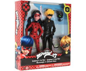 Bandai Miraculous Puppen Ladybug Und Cat Noir  Cm