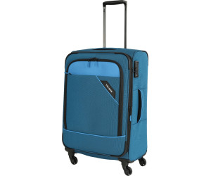 87548 Travelite Derby 4-rad Trolley M 66 Cm Erweiterbar Reisekoffer & Trolleys