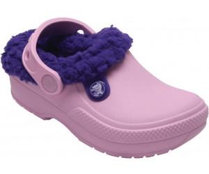 crocs Classic Blitzen III Clog Kids, Unisex - Kinder Clogs, Pink (Ballerina Pink/Ultraviolet), 22/23 EU