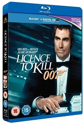 Image of Licence To Kill [Blu-ray + UV Copy] [1989]