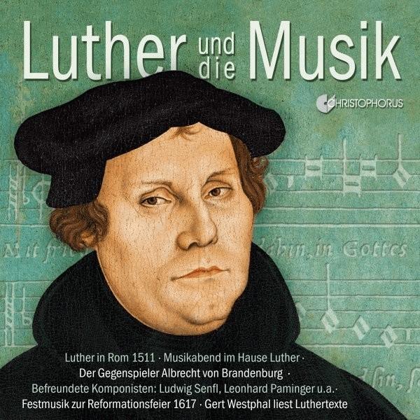 Franz Vitzthum (Countertenor) - Luther und die ...