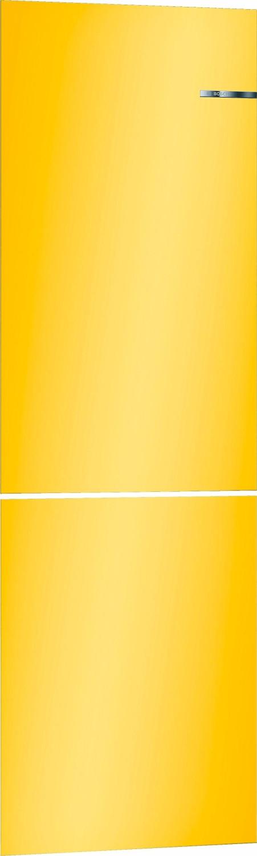 Bosch Dekorplatte für KVN39I gelb