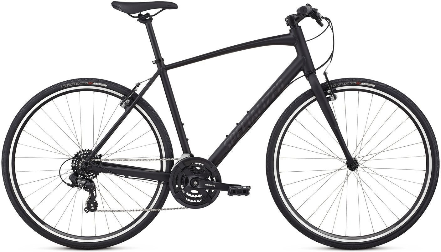 Specialized Sirrus (black) (2018)