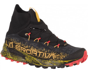 Scarpe donna trail running La sportiva URAGANO GTX Black//Yellow