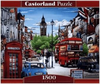 Castorland London