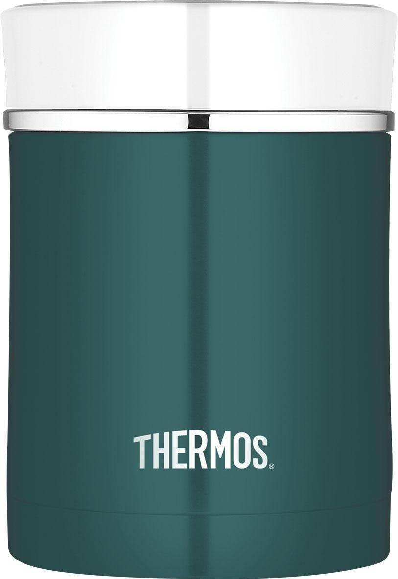 Thermos Sipp Speisebehälter 0,47 l teal/weiß