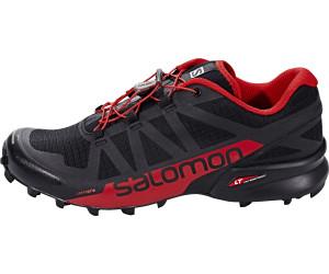 Salomon Speedcross Pro 2 blackbarbados cherryblack ab 74