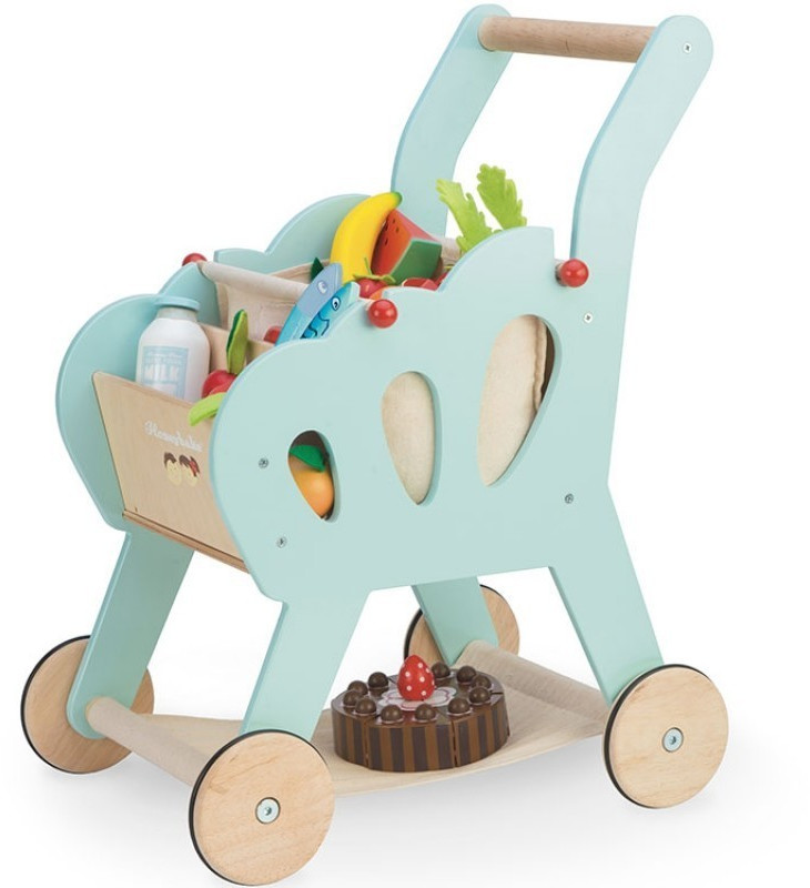 Le Toy Van Shopping Trolley (TV316)