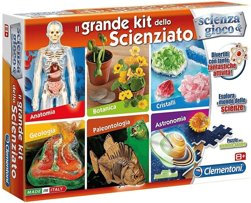 Clementoni Scientist kit  (13961)