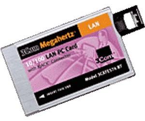 Image of 3com Megahertz LAN 10/100 mit XJACK