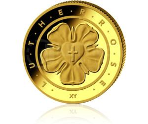Goldmünze 50 Euro Lutherrose 2017 Ab 35500 Preisvergleich Bei