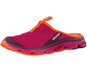 Salomon Damen RX Slide Traillaufschuhe  40 2/3 EURot (Sangria/Fig/Flame)