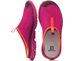 Salomon Rx Slide 3.0 Slipper Damen Pink Yarrow white surf