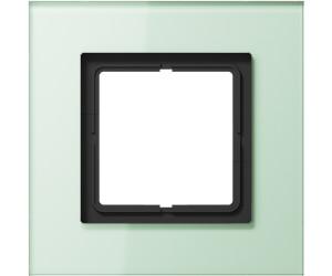 Jung LS Plus Rahmen 1-fach LSP981glas mattweiss