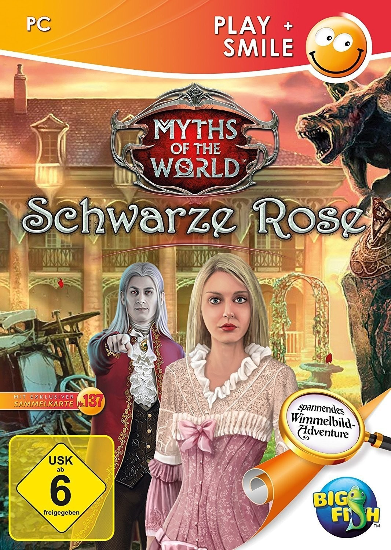 Myths of the World: Schwarze Rose (PC)
