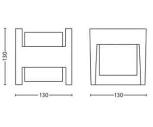 Plafoniere Led Philips Prezzo : Lampade da esterno parete philips lampada soffitto faretti led