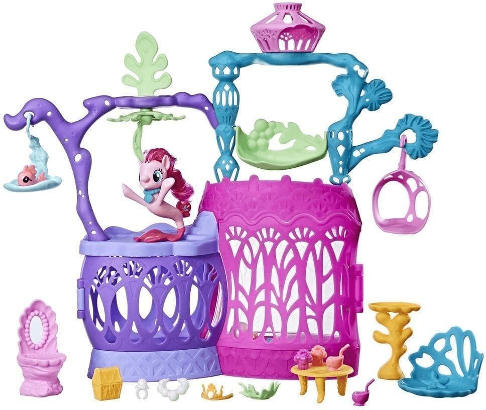 My Little Pony Movie Pinkie Pie Muschel Lagune (C1058)